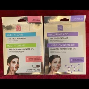 Face treatment -Global Beauty Care